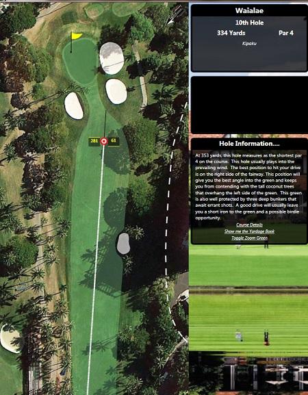 ASG Golf Waialae