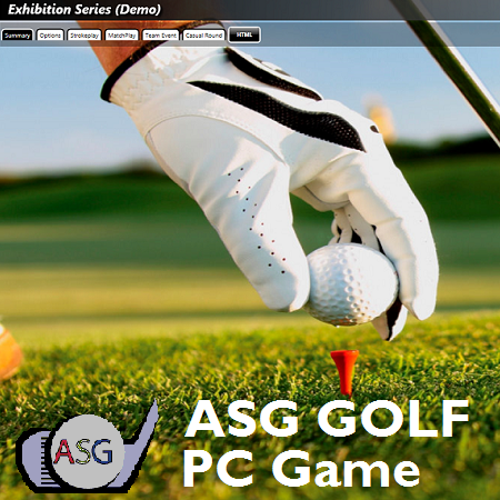 ASG PC Golf Game