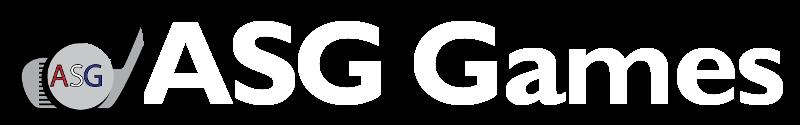 ASG Games Retina Logo