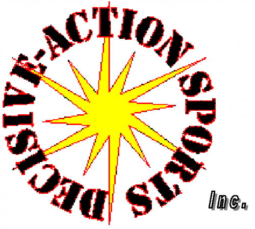 Decisive-Action Sports Logo